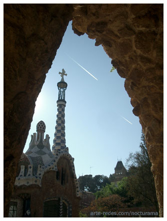 Parc Guell - Antoni Gaudí - Barcelona