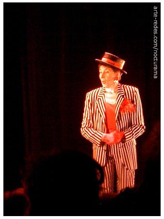 Ángel Pavlovsky - En el cabaret del Forum Barcelona 2004
