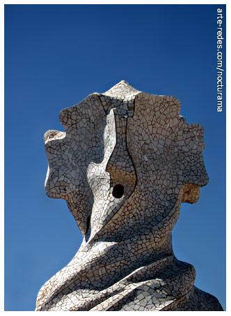 La Pedrera - Casa Milà - Antoni Gaudí