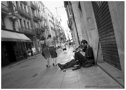 por Barcelona