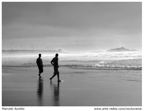 playa de Casablanca, Marruecos