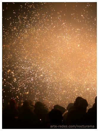Raval infernal. Fiesta mayor de Terrassa 2005