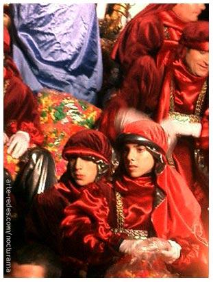 cabalgata de reyes 2005, terrassa, barcelona